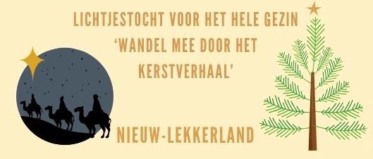 Lichtjestocht door Nieuw-Lekkerland